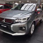 Mitsubishi Attrage Màu Xám
