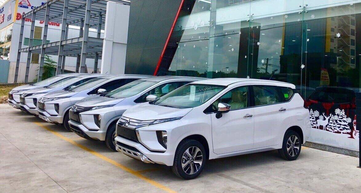 Giá Xe Mitsubishi Xpander 2020 – Giá Xe Lăn Bánh Mới Nhất