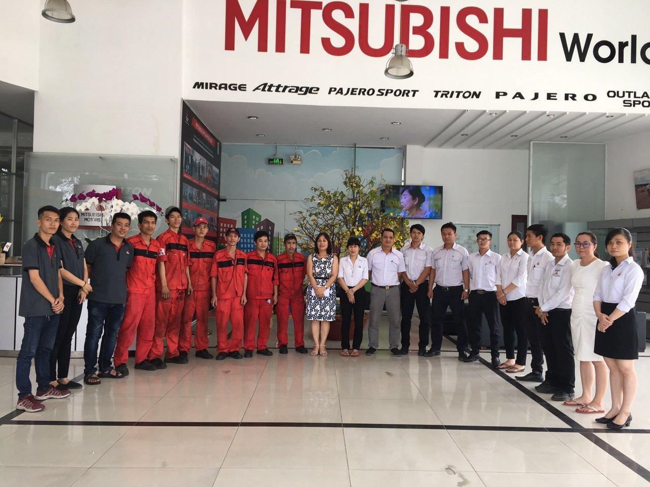 Đại Lý Mitsubishi Vũng Tàu – Showroom Mitsubishi Vũng Tàu