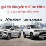 Giá Xe Oto Mitsubishi Cập Nhật Mới Nhất 2020