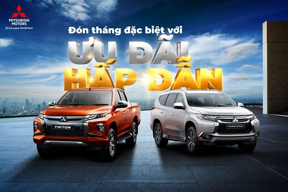 Giá Xe Mitsubishi Tại Tiền Giang – Hotline 0906.944.603