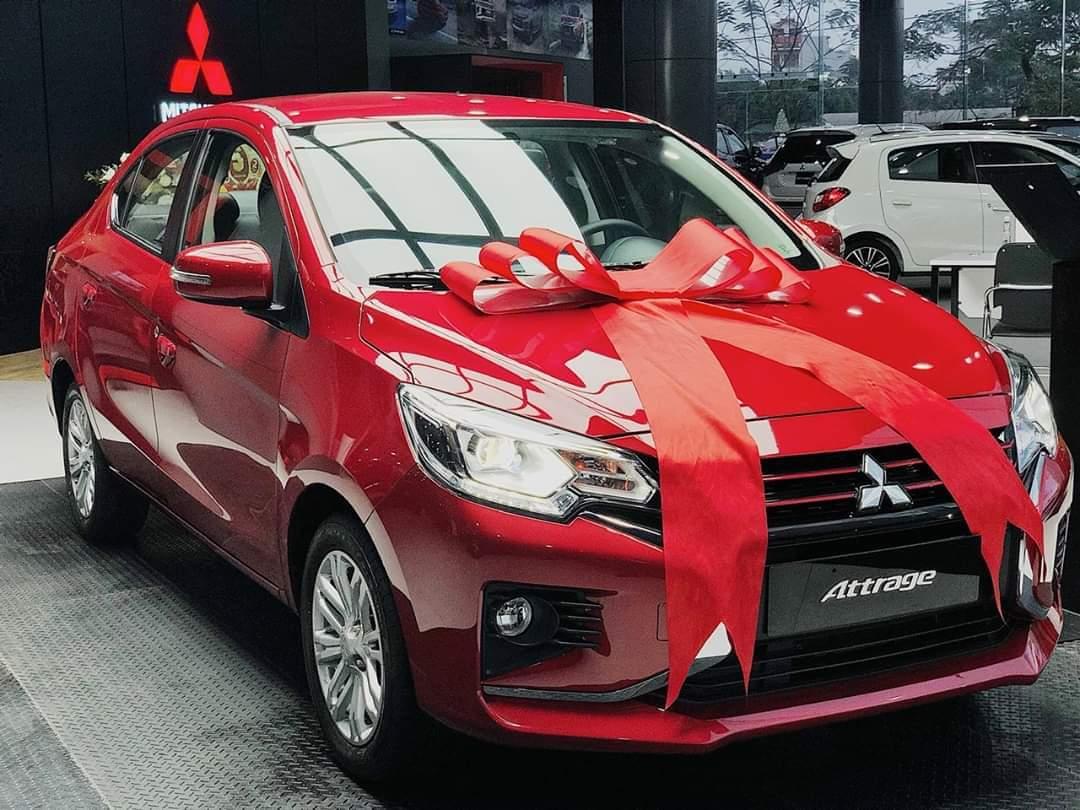 Giá Xe Mitsubishi Attrage 2020 – Giá Xe Mitsubishi Mới Nhất