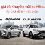 Bảng Giá Xe Mitsubishi Tháng 3