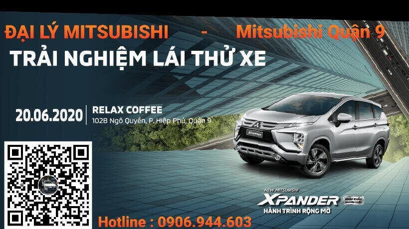 Mitsubishi Quận 9 – Tổ Chức Lái Thử Xe Mitsubishi