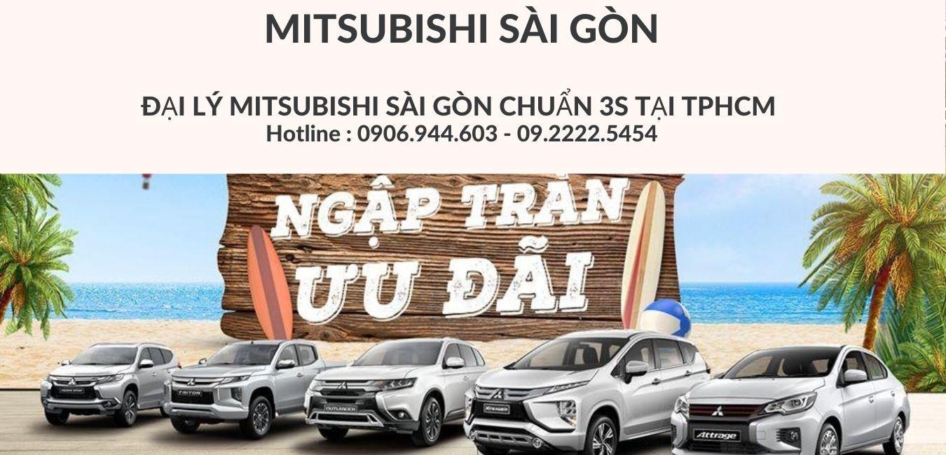 Giá Xe Mitsubishi Tại Sài Gòn