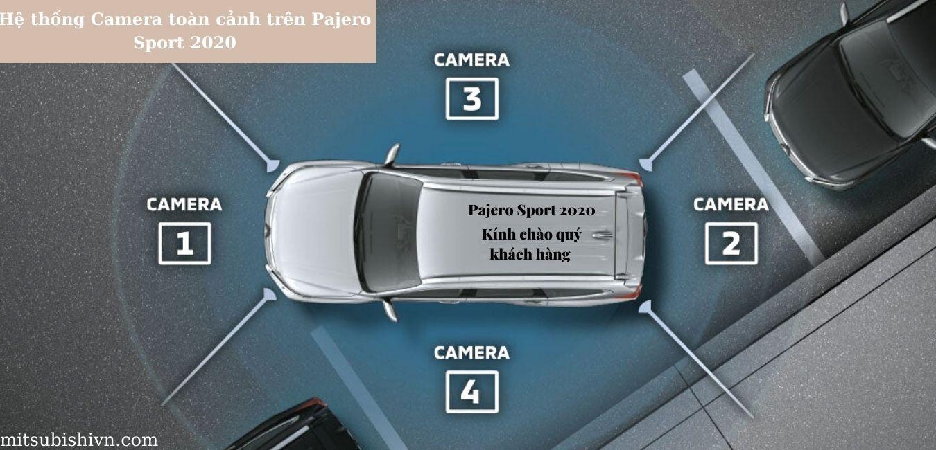 Thông số kỹ thuật xe Pajero Sport 2020 Mới Nhất