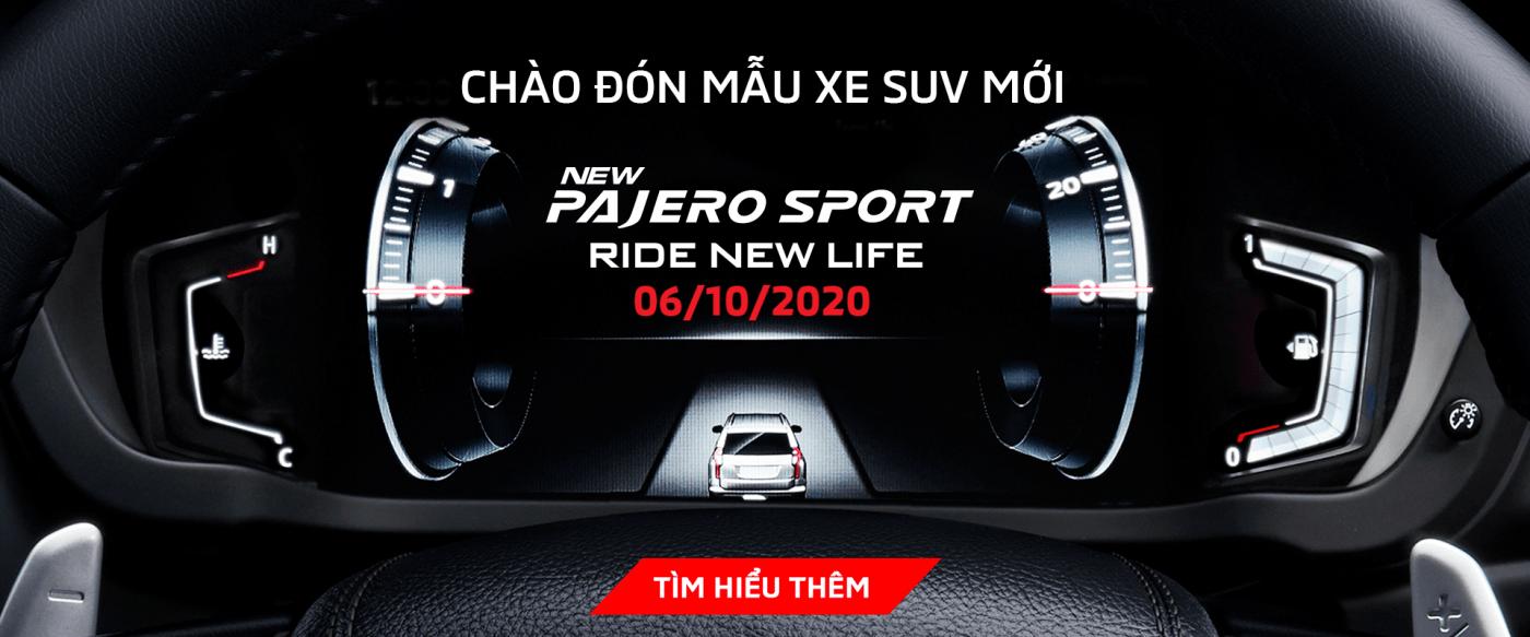 Đặt Xe Mitsubishi Pajero Sport 2020 Nhận Ưu Đãi Tốt Nhất