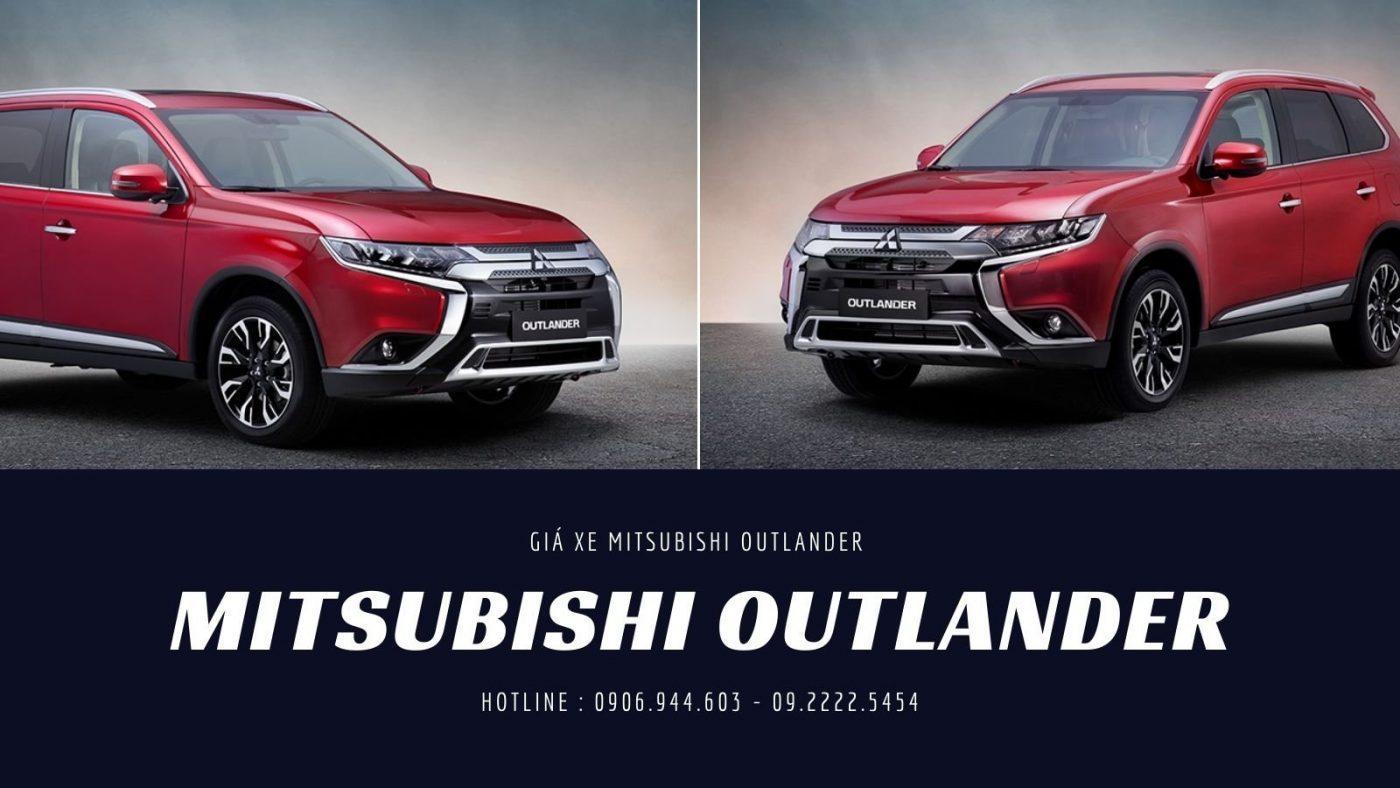 Giá Xe Mitsubishi Outlander – Bảng Giá Xe Mitsubishi Mới Nhất #1