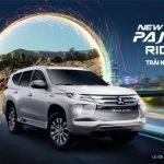 Giá Xe Pajero Sport 4X2 AT 2021