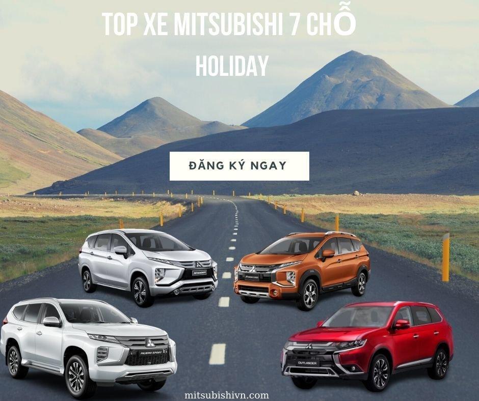 Xe 7 Chỗ Mitsubishi – Top Xe Mitsubishi 7 Chỗ Đáng Mua