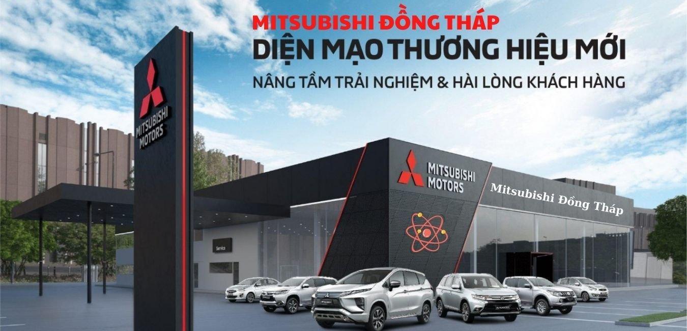 Mitsubishi Đồng Tháp – Đại Lý Mitsubishi Tại Đồng Tháp