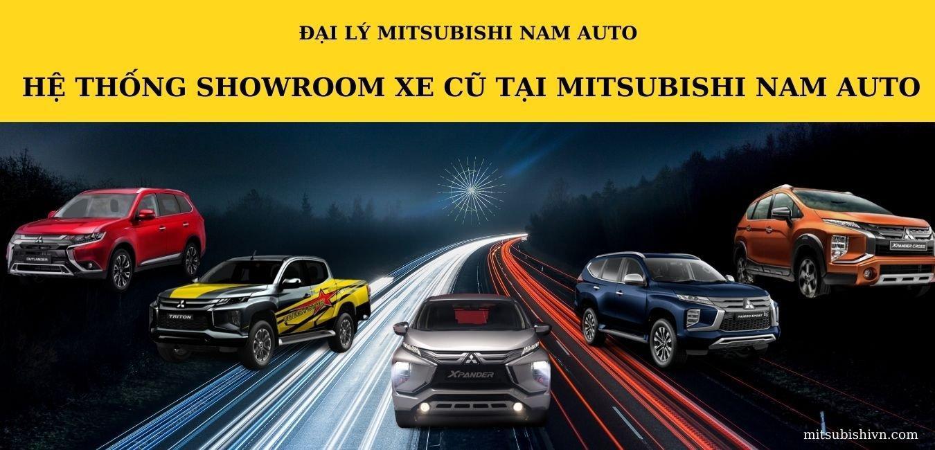 Xe Cũ Mitsubishi Nam Auto – Mua Bán Xe Mitsubishi Cũ Uy Tín Nhất